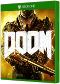 DOOM Xbox One Cover Art