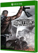 Homefront: The Revolution - Aftermath Xbox One Cover Art