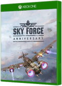 Sky Force Anniversary Xbox One Cover Art
