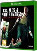 Sherlock Holmes: Crimes & Punishments Xbox One Cover Art