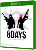 8DAYS Xbox One Cover Art