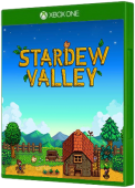 Stardew Valley Xbox One Cover Art