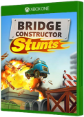 Bridge Constructor Stunts Xbox One Cover Art
