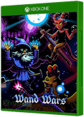 Wand Wars Xbox One Cover Art