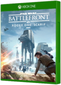 Star Wars: Battlefront - Rogue One: Scarif Xbox One Cover Art