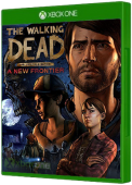 The Walking Dead: A New Frontier Xbox One Cover Art