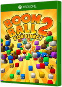 Boom Ball 2 For Kinect Xbox One Cover Art