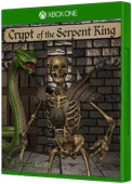 Crypt of the Serpent King Xbox One Cover Art