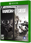 Rainbow Six: Siege Xbox One Cover Art