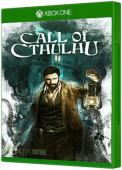 Call of Cthulhu Xbox One Cover Art