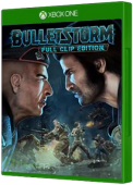 Bulletstorm: Full Clip Edition Xbox One Cover Art