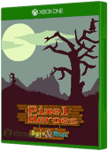 Pixel Heroes: Byte & Magic Xbox One Cover Art