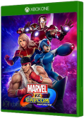 Marvel vs. Capcom: Infinite Xbox One Cover Art