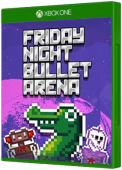 Friday Night Bullet Arena Xbox One Cover Art