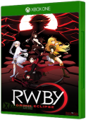 RWBY: Grimm Eclipse Xbox One Cover Art