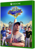 R.B.I. Baseball 14 Xbox One Cover Art