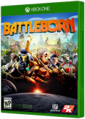 Battleborn: Phoebe and the Heart of Ekkunar Xbox One Cover Art