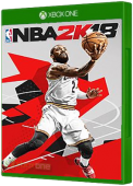 NBA 2K18 video game, Xbox One, xone