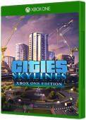 Cities: Skylines Xbox One Cover Art