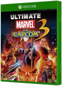 Ultimate Marvel Vs. Capcom 3 Xbox One Cover Art