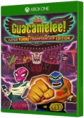 Guacamelee! Super Turbo Championship Xbox One Cover Art