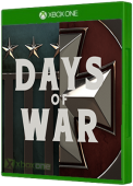 Days of War Xbox One Cover Art