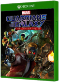Guardians of the Galaxy: The Telltale Series Xbox One Cover Art