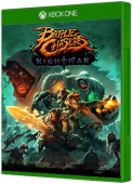 Battle Chasers: Nightwar Xbox One Cover Art
