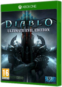 Diablo III: Ultimate Evil Edition Xbox One Cover Art