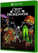 Crypt of the Necrodancer Xbox One Cover Art