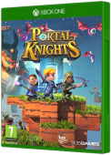Portal Knights Xbox One Cover Art