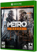 Metro Redux Xbox One Cover Art