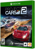 Project CARS 2 Xbox One Cover Art