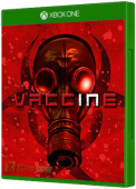 Vaccine Xbox One Cover Art
