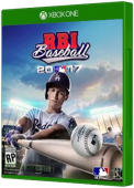 R.B.I. Baseball 17 Xbox One Cover Art