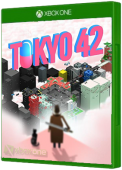 Tokyo 42 Xbox One Cover Art