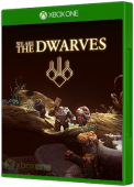 We Are the Dwarves Xbox One Cover Art