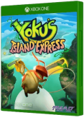 Yoku's Island Express Xbox One Cover Art