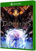 Dungeons 3 Xbox One Cover Art
