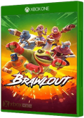 Brawlout Xbox One Cover Art