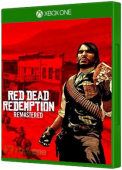 Red Dead Redemption Remastered Xbox One Cover Art