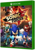 Sonic Forces Xbox One Cover Art