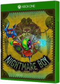 Nightmare Boy Xbox One Cover Art