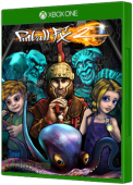 Pinball FX2 Xbox One Cover Art