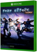Fear Effect Sedna Xbox One Cover Art