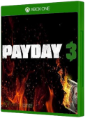 Payday 3 video game, Xbox One, xone