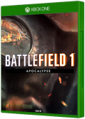 Battlefield 1 - Apocalypse Xbox One Cover Art