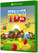 Bloons TD5 Xbox One Cover Art