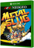 ACA NEOGEO: Metal Slug Xbox One Cover Art