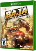 Baja: Edge of Control HD Xbox One Cover Art